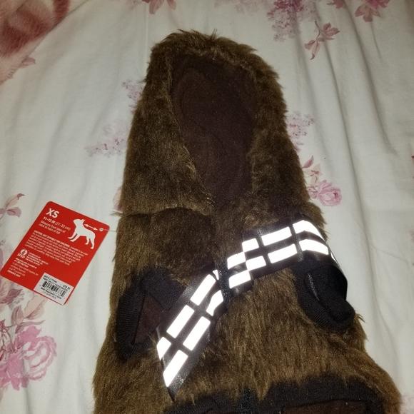 Star wars dog hoodie